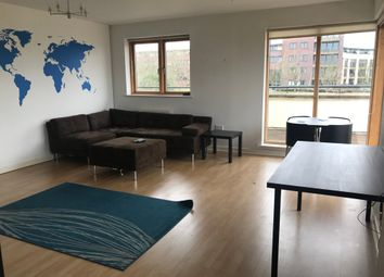 Thumbnail 1 bed flat to rent in Enterprise Lane, Milton Keynes