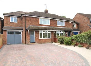 Longworth Avenue, Tilehurst, Reading, Berkshire RG31. 3 bed semi-detached house