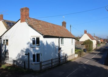 Thumbnail 3 bedroom cottage for sale in Windmill Hill, North Curry, Somerset