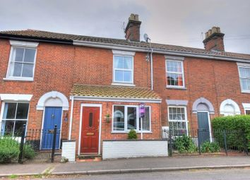 Thumbnail 2 bed terraced house for sale in Cyprus Street, Norwich