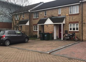 Thumbnail 2 bed terraced house for sale in Henry Addlington Close, Beckton