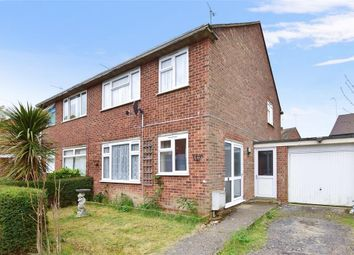 Thumbnail 3 bed semi-detached house for sale in Orchard Field, Bethersden, Kent