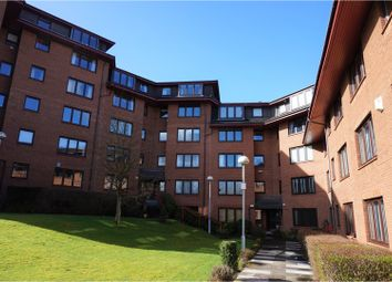 Thumbnail 2 bed flat for sale in 19 Julian Court, Glasgow