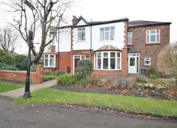 Thumbnail 5 bedroom semi-detached house for sale in Chatsworth Road, Eccles, Manchester