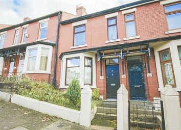 Thumbnail 3 bed terraced house for sale in Carnarvon Road, Blackburn