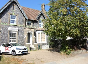Thumbnail 2 bed flat to rent in London Road, Ipswich