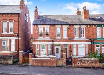 Thumbnail 2 bed terraced house for sale in Henrietta Street, Bulwell, Nottingham