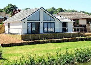Thumbnail 2 bed bungalow for sale in Spurway Road, Tiverton, Devon