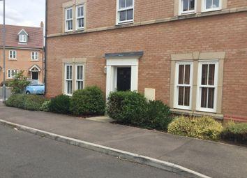 Thumbnail 2 bed flat to rent in Exmoor Avenue, Biggleswade