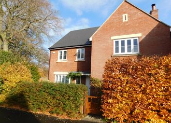 Thumbnail 4 bed detached house for sale in Elm Grove, Calne