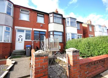 Thumbnail 3 bed terraced house for sale in Abbotsford Road, Blackpool, Lancashire
