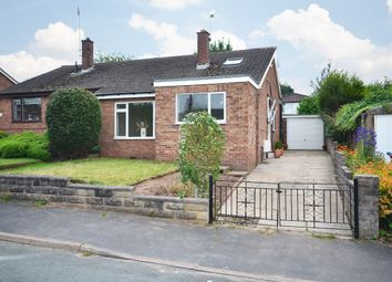 Thumbnail 3 bed semi-detached house for sale in Marsh View, Meir Heath