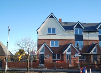 Thumbnail 4 bed end terrace house for sale in Plot 11, The Arlington, Barrow-In-Furness