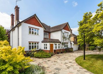 Thumbnail 5 bed detached house for sale in Shirley Avenue, South Cheam, Sutton