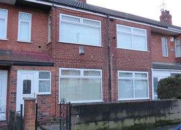 Thumbnail 2 bed terraced house for sale in Eskdale Avenue, Hull