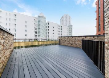 Thumbnail 4 bedroom property to rent in Starboard Way, Royal Wharf, London