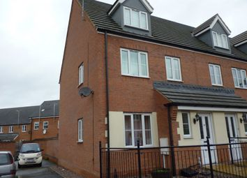 Thumbnail 3 bed town house to rent in Witham Mews, Lincoln