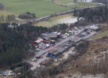 Thumbnail Light industrial for sale in Unit 12, Strathspey Industrial Estate, Woodlands Terrace, Grantown