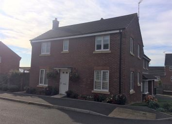 Thumbnail 3 bed detached house to rent in Wickmans Drive, Coventry