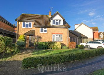 Thumbnail 4 bed detached house for sale in Coopers Drive, Billericay