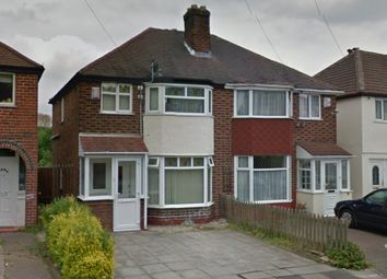Thumbnail 3 bed semi-detached house to rent in Turnberry Road, Great Barr
