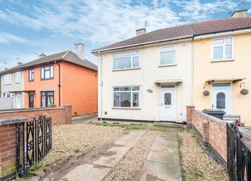 Thumbnail 3 bed semi-detached house for sale in Camfield Rise, Leicester