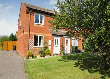 2 bed end terrace house for sale in Merredin Close, Weymouth DT3