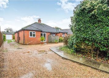 Thumbnail 2 bed bungalow for sale in Potter Heigham, Gt.Yarmouth, Norfolk