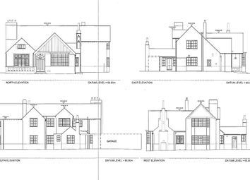 Thumbnail 5 bedroom detached house for sale in Stonesdale Close, Nottingham