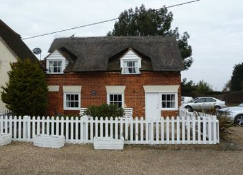 Thumbnail 2 bed semi-detached house for sale in East Road, East Mersea, Colchester