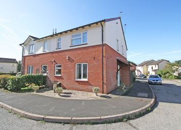 Thumbnail 1 bed end terrace house to rent in Fulford Way, Woodbury, Exeter