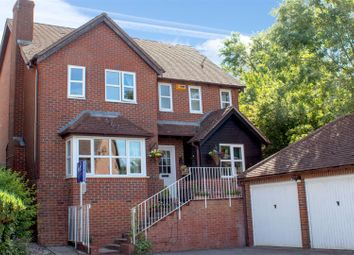 Thumbnail 4 bedroom property for sale in Elmers Meadow, North Marston, Buckingham
