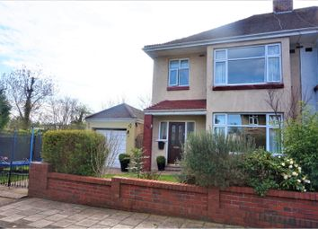 Thumbnail 3 bedroom semi-detached house for sale in Redhill Drive, Fishponds