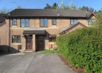 Thumbnail 2 bed terraced house for sale in Heol Maes Yr Haf, Pencoed, Bridgend.