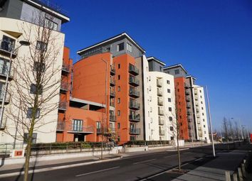 Thumbnail 1 bed flat for sale in South Quay, Kings Road, Swansea