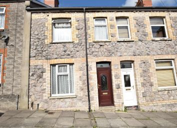 Thumbnail 3 bed terraced house for sale in Holmes Street, Barry
