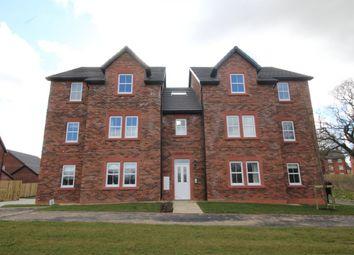 Thumbnail 2 bedroom flat to rent in Haydock Drive, Carlisle