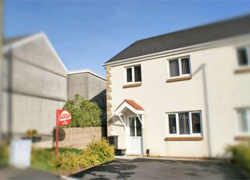 Thumbnail 3 bed semi-detached house for sale in Main Road, Cilfrew, Neath, West Glamorgan