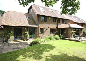 Thumbnail 5 bedroom detached house for sale in Kingswood Rise, Four Marks, Alton, Hampshire