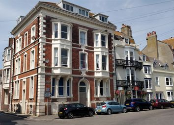 Thumbnail 1 bed flat to rent in The Esplanade, Weymouth