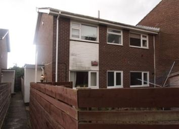 Thumbnail 2 bed flat to rent in Mitford Close, Washington