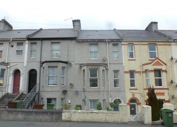 Thumbnail 1 bed flat for sale in Percy Terrace, Mutley, Plymouth