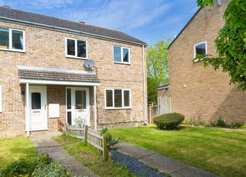 Thumbnail 3 bedroom end terrace house for sale in Pettis Road, St. Ives, Cambridgeshire