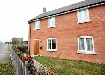 Thumbnail 2 bedroom semi-detached house to rent in New Cheveley Road, Newmarket