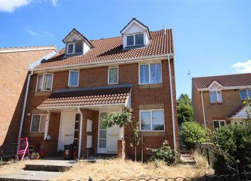 Thumbnail 3 bed end terrace house for sale in Barnum Court, Swindon