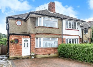 Thumbnail 3 bedroom semi-detached house for sale in Winton Drive, Croxley Green, Hertfordshire