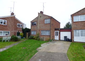 Thumbnail 3 bed link-detached house to rent in Glebe Gardens, Harlington, Dunstable