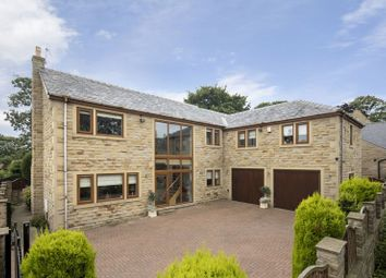 Thumbnail 6 bed detached house for sale in Carlton Road, Liversedge