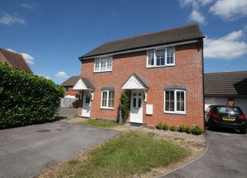 Thumbnail 2 bed semi-detached house for sale in Meadowsweet Close, Thatcham