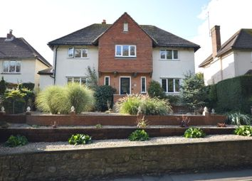 Thumbnail 4 bed detached house for sale in Military Road, Sandgate, Folkestone